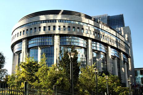 Европейският парламент, Брюксел