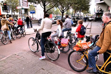 Велозадръстване на велокръстовище