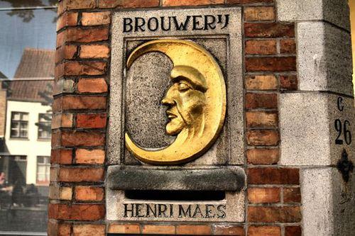 Пивоварна – De Halve Maan, Брюж