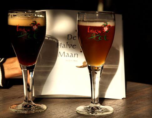 В пивоварна – De Halve Maan, Брюж
