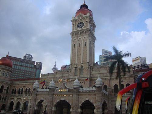Kompleks Sultan Abdul Samad - KPKK