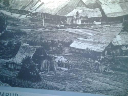 Куала Лумпур преди повече от 150 години
