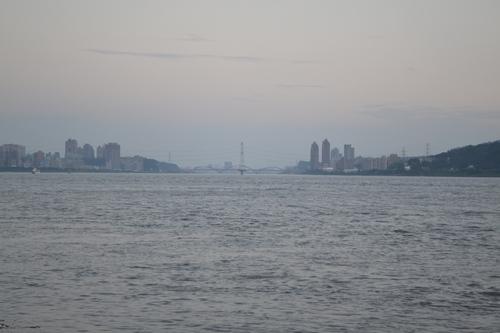 Тамсуй, реката в сумрака