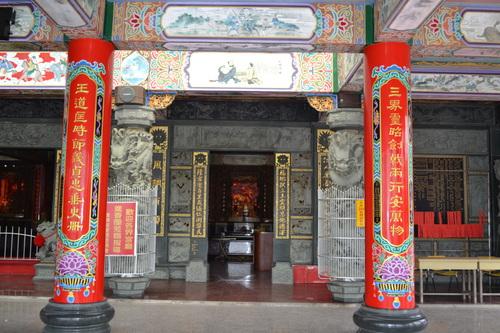 Фулонг, храм