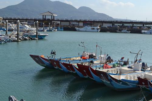 Fisherman's wharf, традиционни лодки