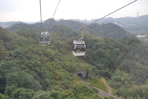 Тайпе, гондолата за Маоконг