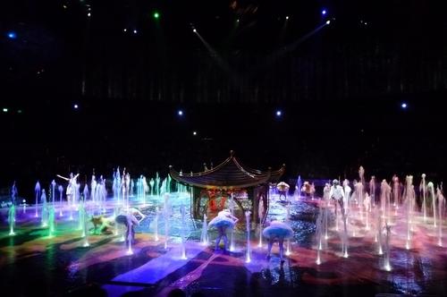 Макао, шоуто House of Dancing water