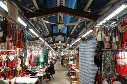 Хонг Конг, Нефритеният пазар