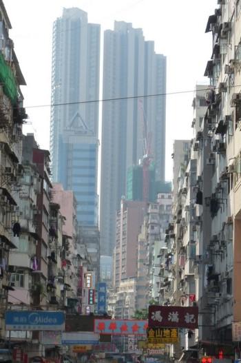 Хонг Конг, Нейтън роуд