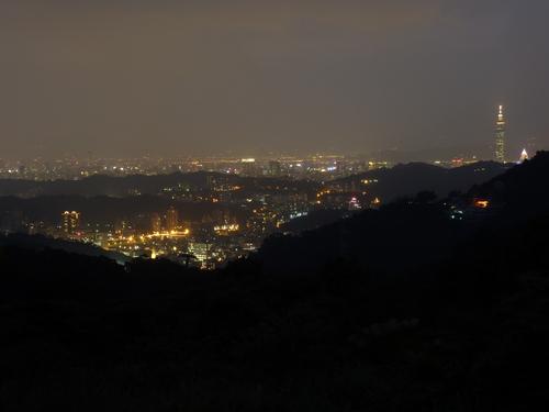 Тайпе, Маоконг, гледката към Тайпе и Тайпе 101.