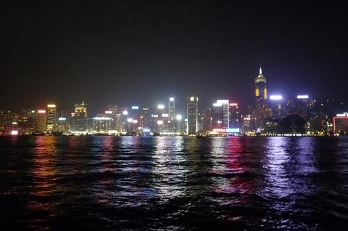 Хонг Конг, Симфония от светлина