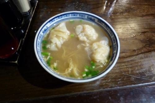 Хонг Конг, супа уонтон