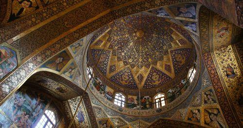 Исфахан, Красивият купол