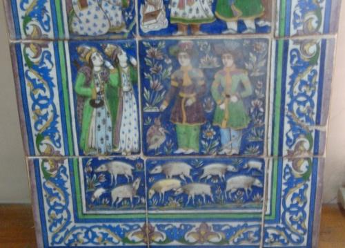 Исфахан, в арменския музей