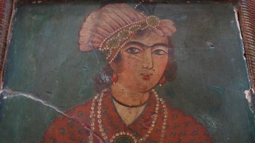 Арменска кокона (дама).