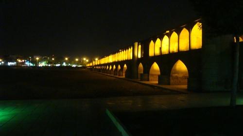 Исфахан, мост Си-о-се Пол