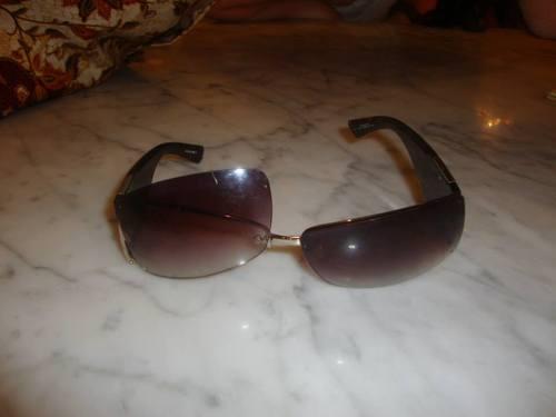 очила след среща с маймуна