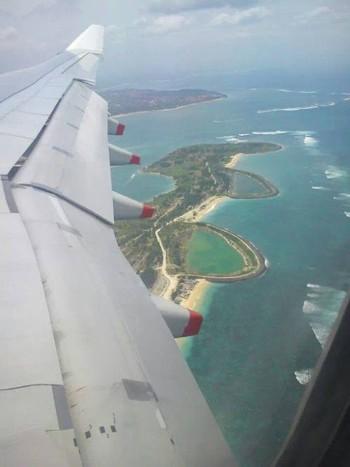 полет над Бали