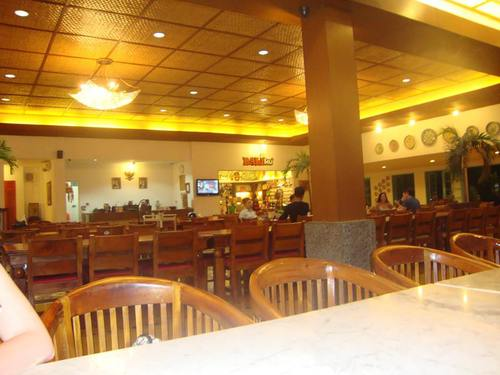в ресторант Pondok Tempo Doeloe