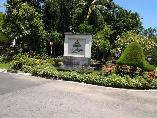 хотел AYANA Resort и Spa Bali