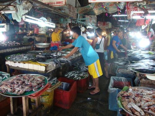 рибният пазар