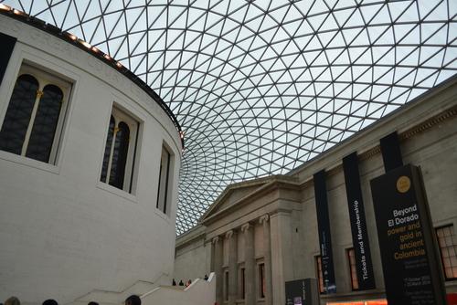 Лондон, Британският музей
