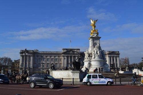 Лондон, Бъкингамският дворец