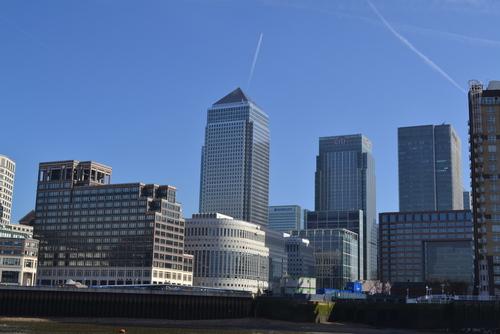 Лондон, Canary Wharf