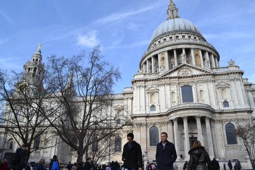 Лондон, Катедралата Свети Павел