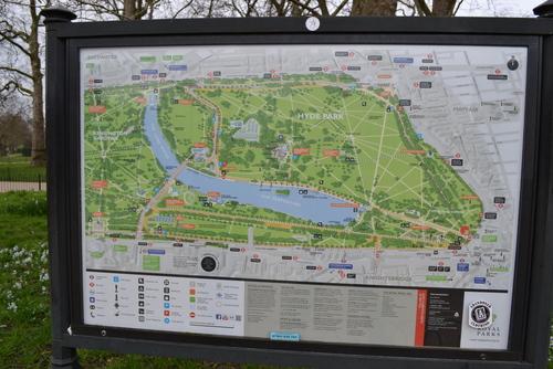 Лондон, Хайд парк