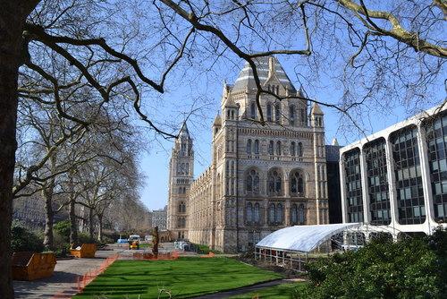 Лондон, Природонаучният музей