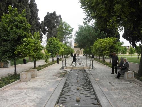 Иран, Шираз, Джахан нама