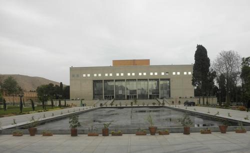 Иран, Шираз, Националната библиотека