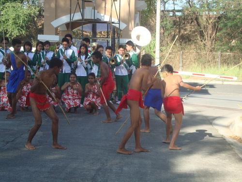 Танцът на предците