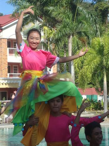 танц от испанския период