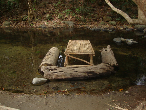 Филипини, маса в реката