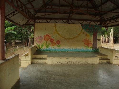 сцената за селските събрания