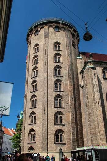 Дания, Копенхаген, Кръглата кула