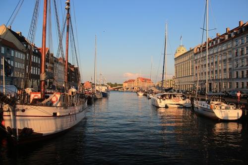 Дания, Копенхаген, Nyhavn