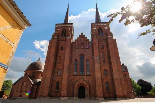 Дания, Роскилде, Катедралата