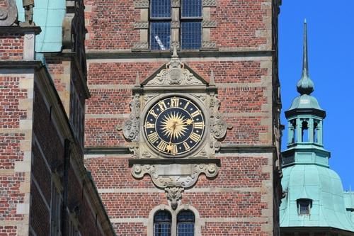 Дания, Hillerod, Frederiksborg Castle