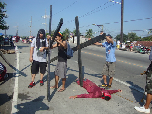 жив кръст