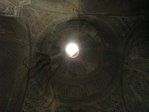 Куполът на Църква на Аставацин на Прошян
