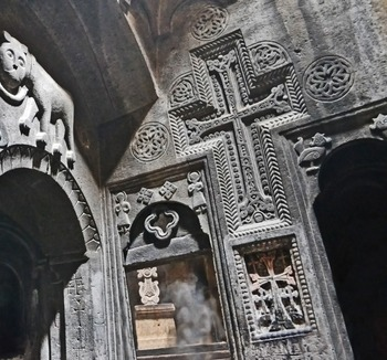 Армения, Гегхард