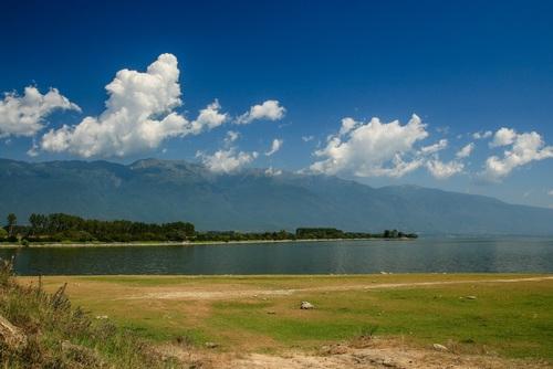 Гърция, езерото Киркини