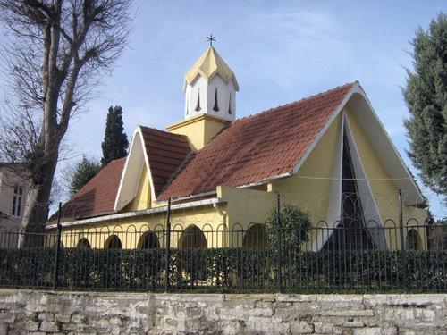 черква Balikli Ermeni Mezarligi