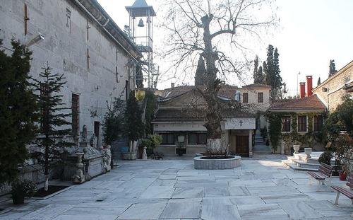 Рибният манастир Баликли