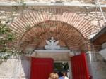 Рибният манастир Баликли в Истанбул