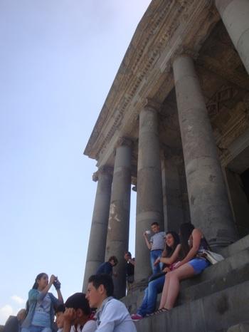 Армения, Гарни