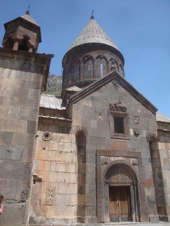 Гегхард, Главната църква Катогике